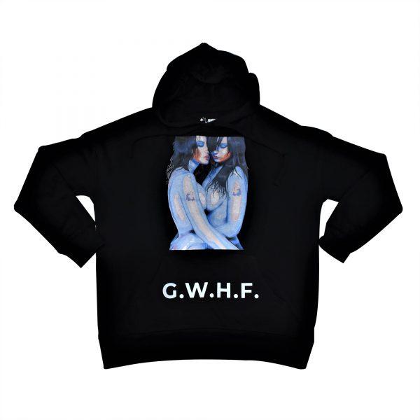 Nawsayenn gwhf black hoodie Girlz #2